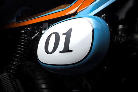 Motos customizadas a venda no brasil